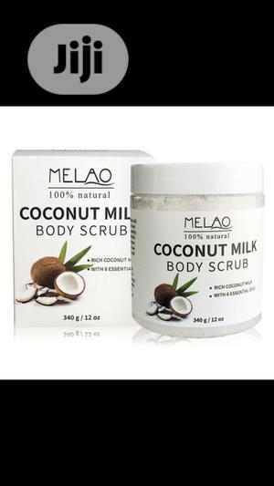 Coconut Milk Scrub 100% Natural   Bath & Body for sale in Lagos State, Amuwo-Odofin