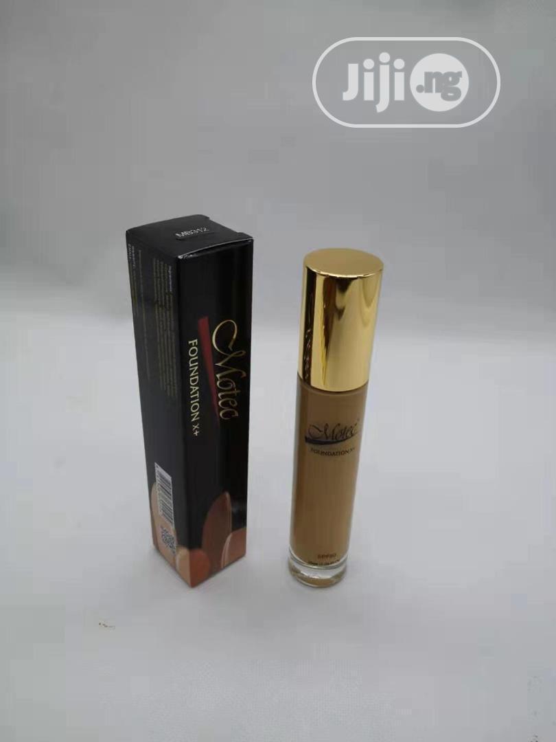 Motec Liquid Matte Foundation ×+   Makeup for sale in Amuwo-Odofin, Lagos State, Nigeria