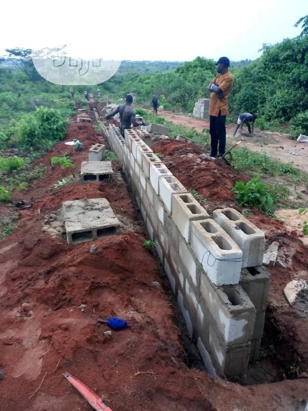 Archive: Buy Land and Build Houses at Vatican Garden Estate Asaba Delta Stste
