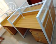 Brand New Quality Workstation Four Seaters With 4 Mobile Drawers   Furniture for sale in Lagos State, Lekki Phase 1