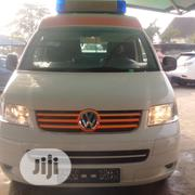 Volkswagen Transporter T5 Ambulance 2010 White | Buses & Microbuses for sale in Lagos State, Amuwo-Odofin