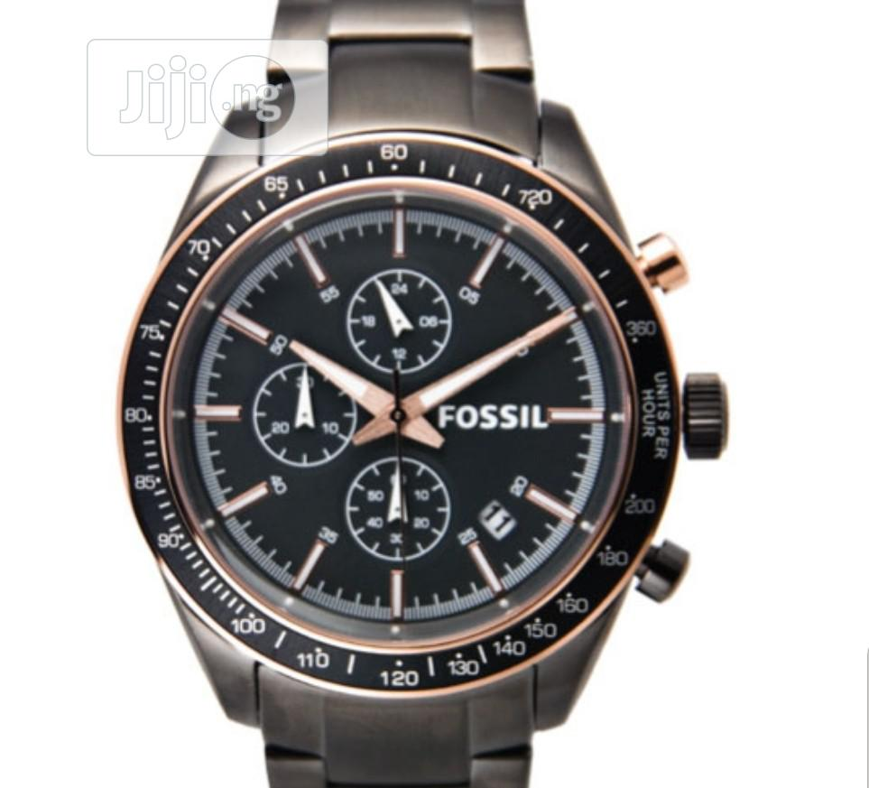 Fossil Designer Time Piece | Watches for sale in Magodo, Lagos State, Nigeria