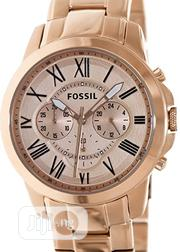 Fossil Designer Time Piece | Watches for sale in Lagos State, Magodo