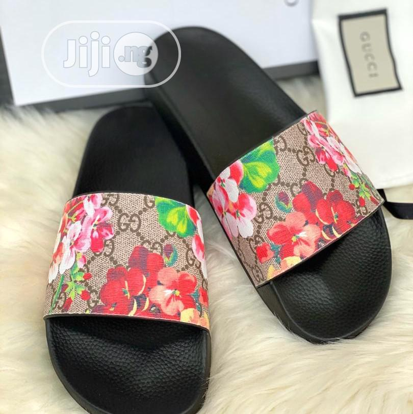 Gucci Designer Female Slip On