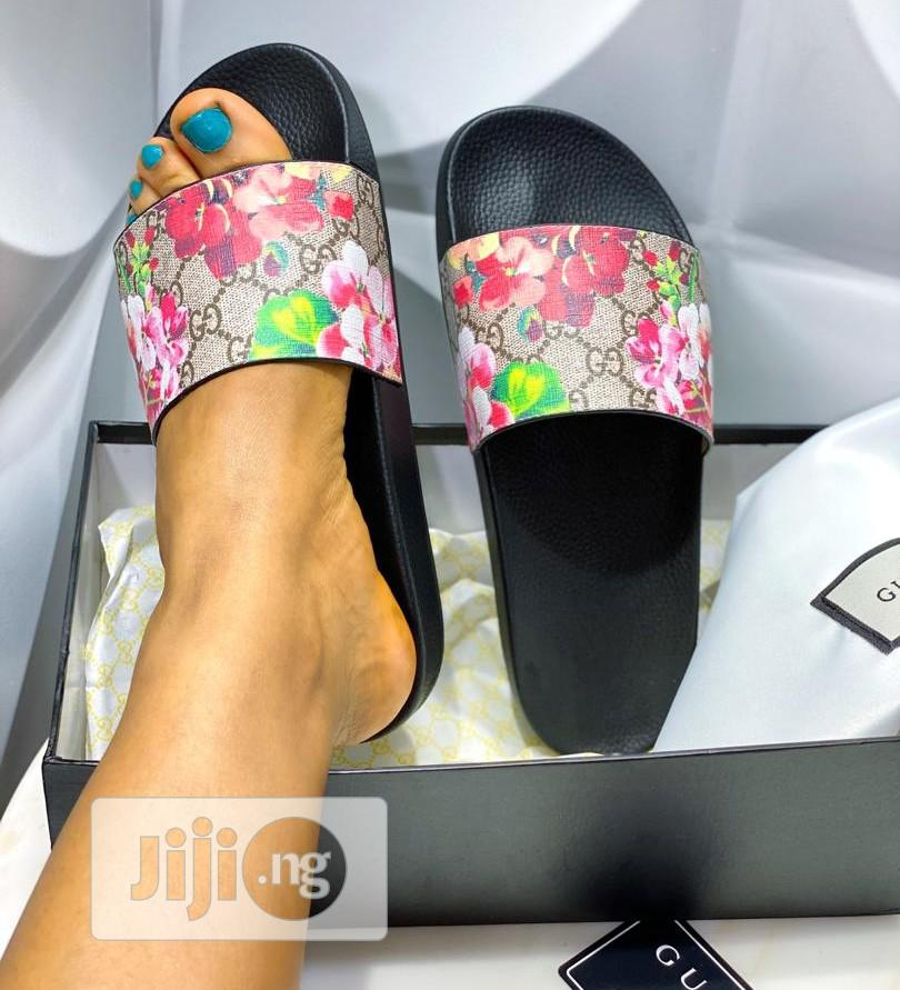 Gucci Designer Female Slip On | Shoes for sale in Magodo, Lagos State, Nigeria