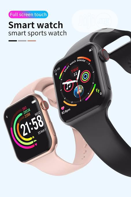 F10 Smartwatch Heart Rate Monitor Sport for Android Ios | Smart Watches & Trackers for sale in Ikeja, Lagos State, Nigeria