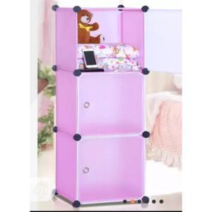 Baby Storage Wardrobe   Children's Furniture for sale in Lagos State, Surulere