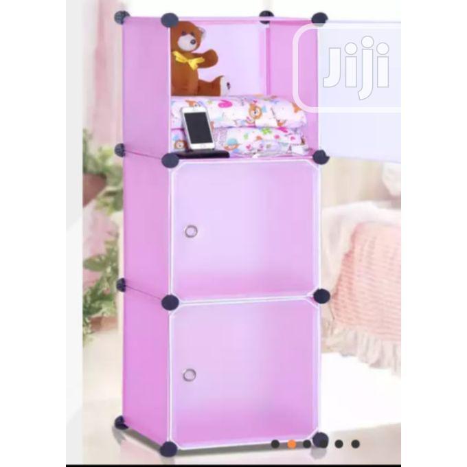 Baby Storage Wardrobe