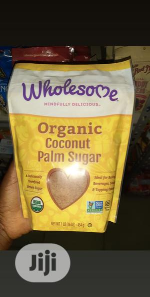 Wholesome Organic Coconut Palm Sugar 454G   Vitamins & Supplements for sale in Lagos State, Ikeja