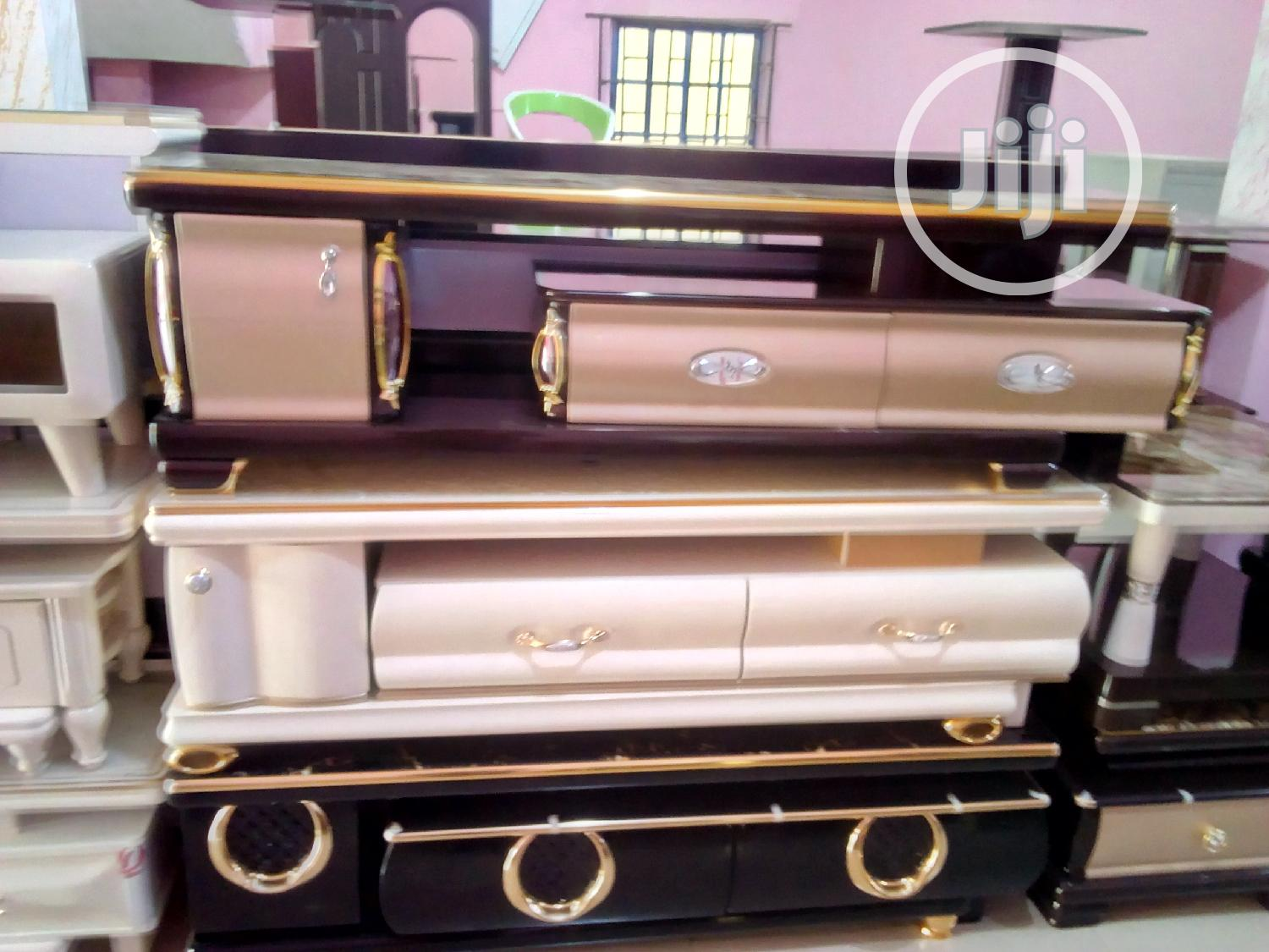 Quality TV Stand | Furniture for sale in Mushin, Lagos State, Nigeria