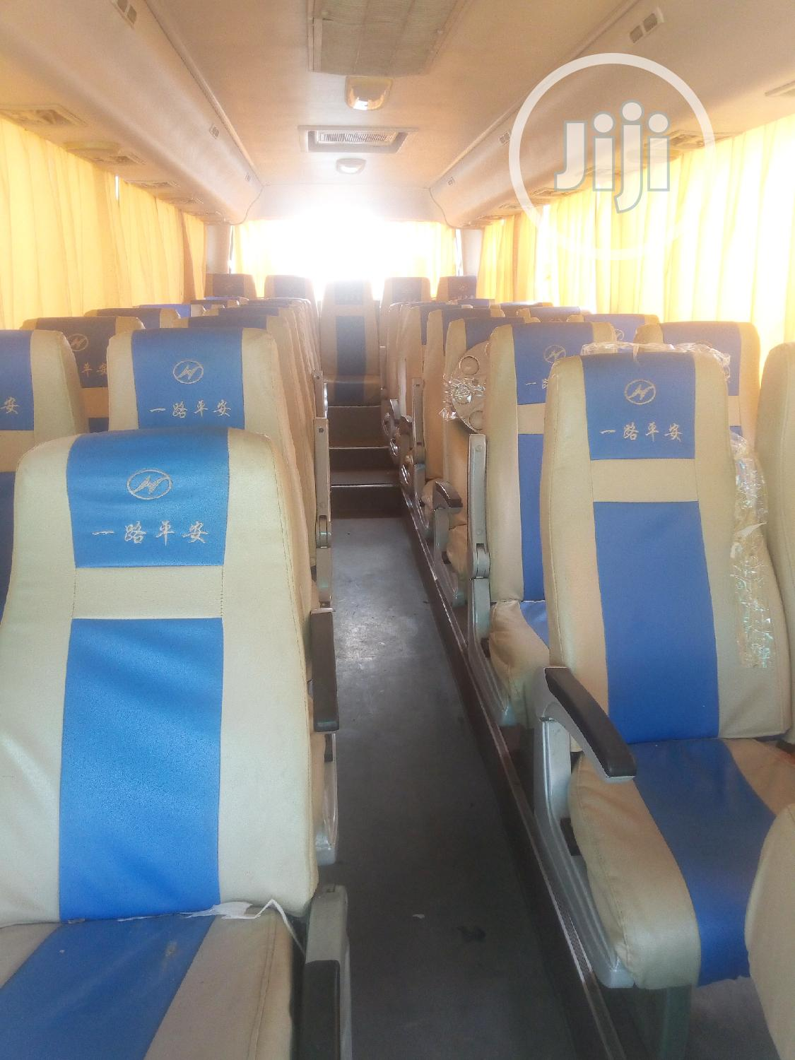 Higer Long Bus 2012 | Buses & Microbuses for sale in Ibeju, Lagos State, Nigeria