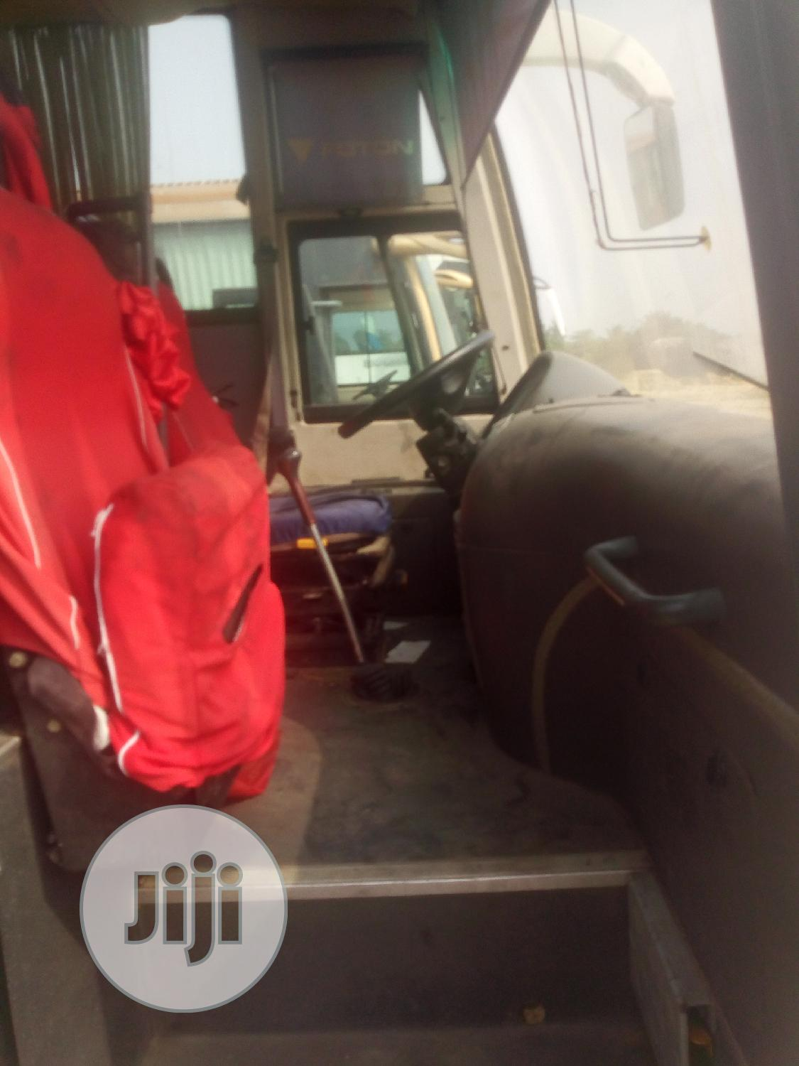 FOTON View 2015 White | Buses & Microbuses for sale in Ibeju, Lagos State, Nigeria