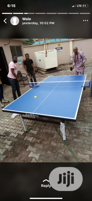 Outdoor Table Tennis | Sports Equipment for sale in Lagos State, Apapa