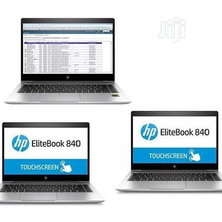 New Laptop HP EliteBook 840 G5 8GB Intel Core i7 SSD 512GB | Laptops & Computers for sale in Ikeja, Lagos State, Nigeria