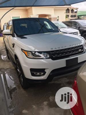 Land Rover Range Rover Sport 2016 SE 4x4 (3.0L 6cyl 8A) White | Cars for sale in Lagos State, Maryland