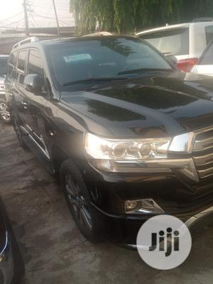 Toyota Land Cruiser 2018 Black   Cars for sale in Lagos State, Maryland