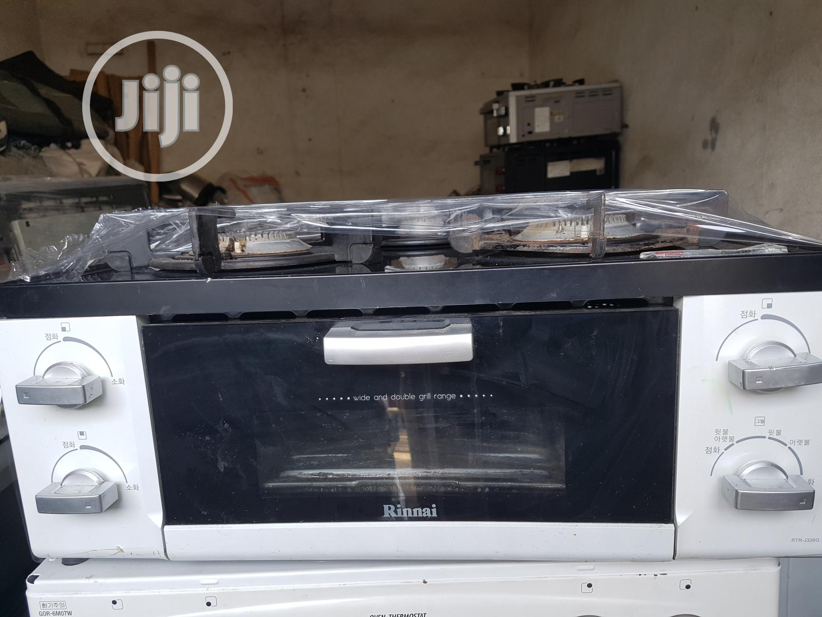 Uk Used Table Top Gas Cooker With Oven | Restaurant & Catering Equipment for sale in Maryland, Lagos State, Nigeria