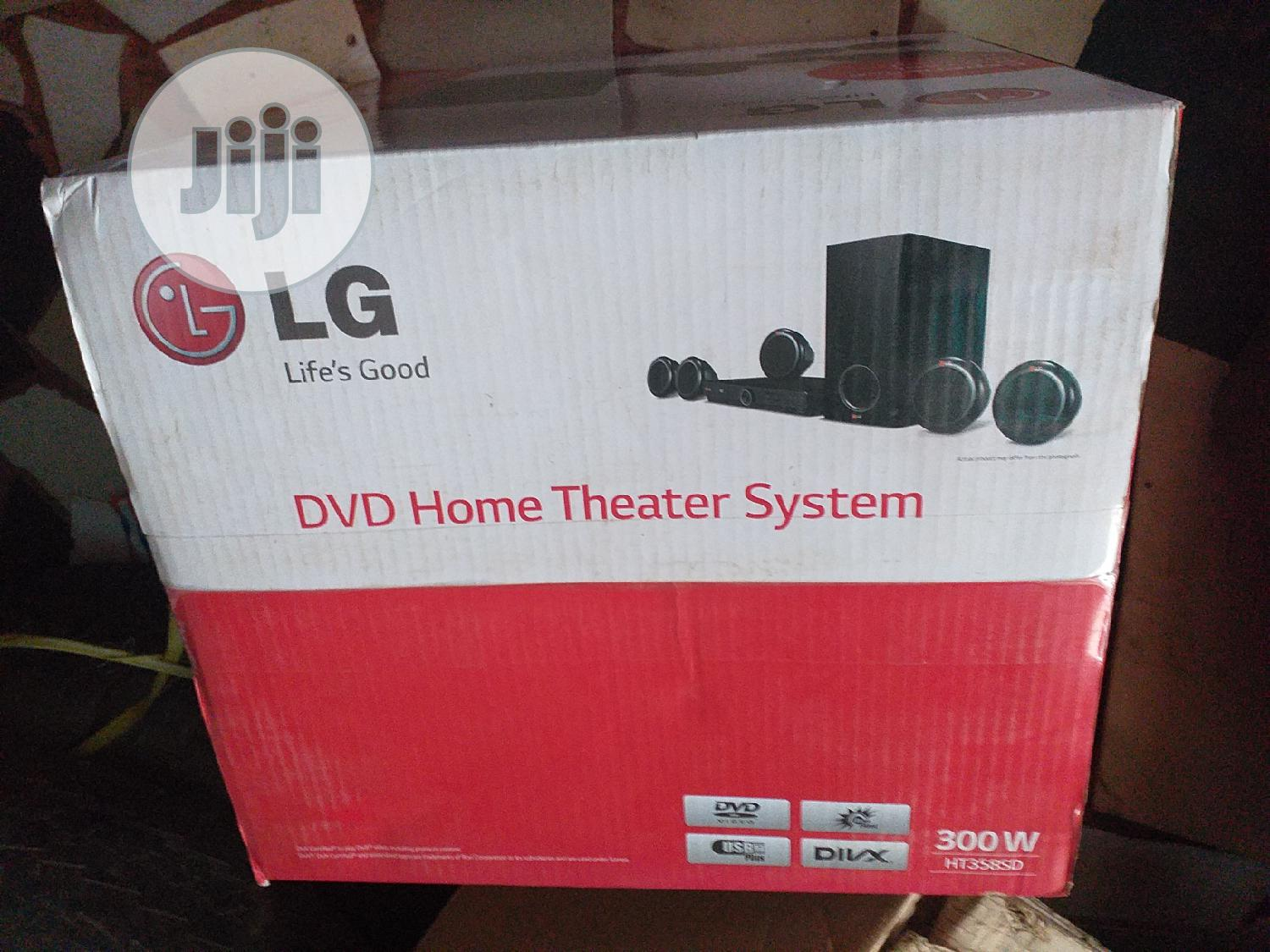 Home Theater System LG Model 300W Ht358sd | Audio & Music Equipment for sale in Ifako-Ijaiye, Lagos State, Nigeria