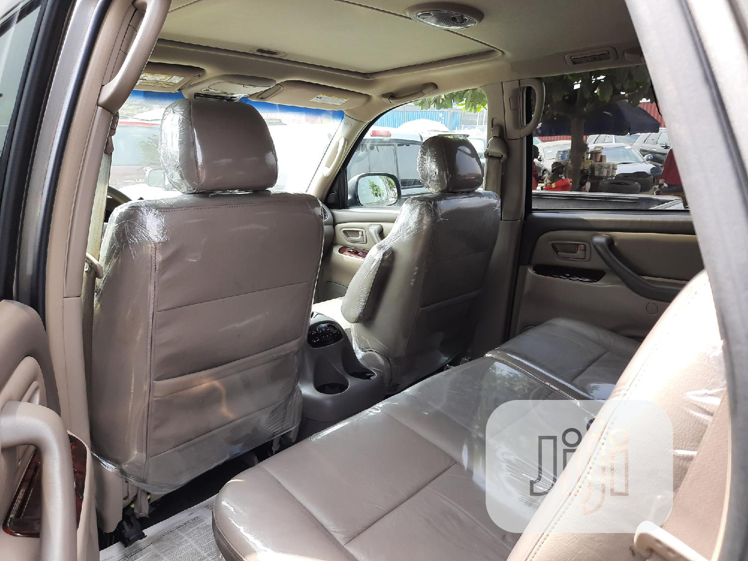 Toyota Sequoia 2006 Gray | Cars for sale in Apapa, Lagos State, Nigeria