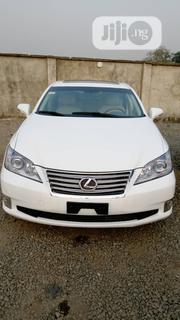 Lexus ES 2010 350 White | Cars for sale in Lagos State, Agege