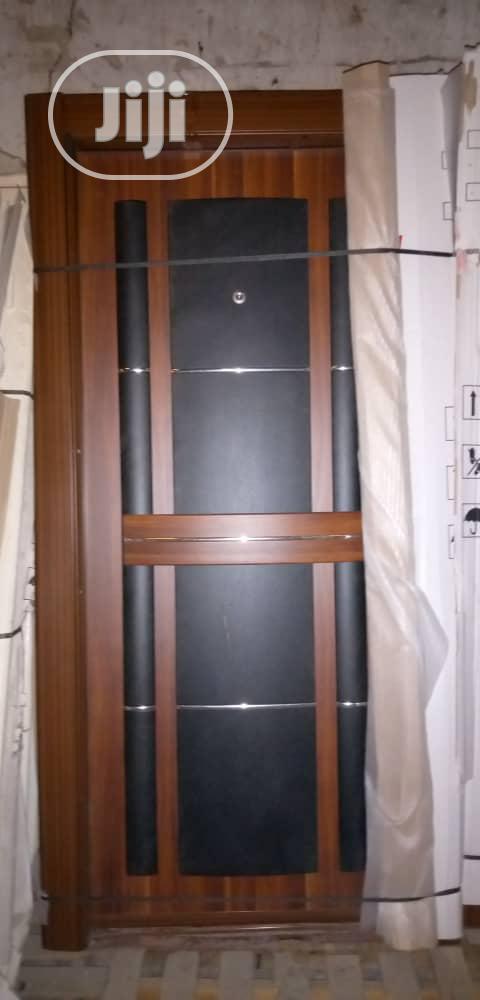 3ft Armoered Security Turkish Door