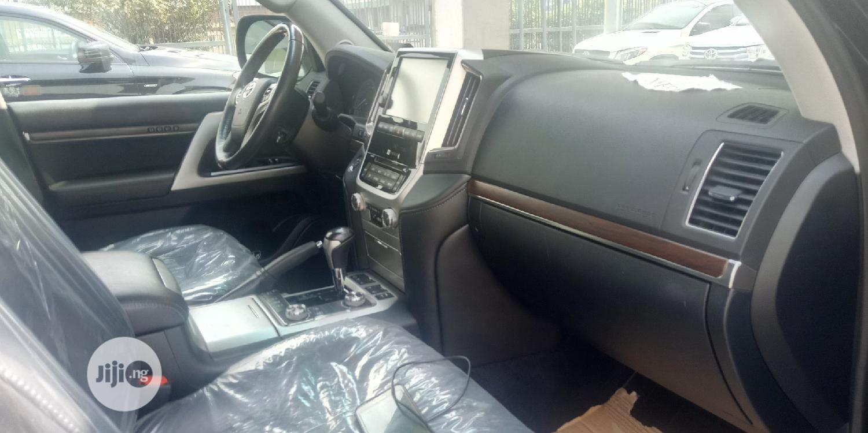 Toyota Land Cruiser 2016 Black | Cars for sale in Amuwo-Odofin, Lagos State, Nigeria