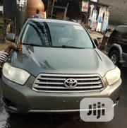 Toyota Highlander 2008 4x4 Green | Cars for sale in Lagos State, Ikeja