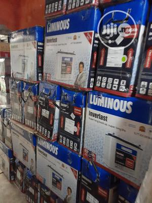 220ah 12volts Tubular Battery Luminous | Solar Energy for sale in Lagos State, Ojo