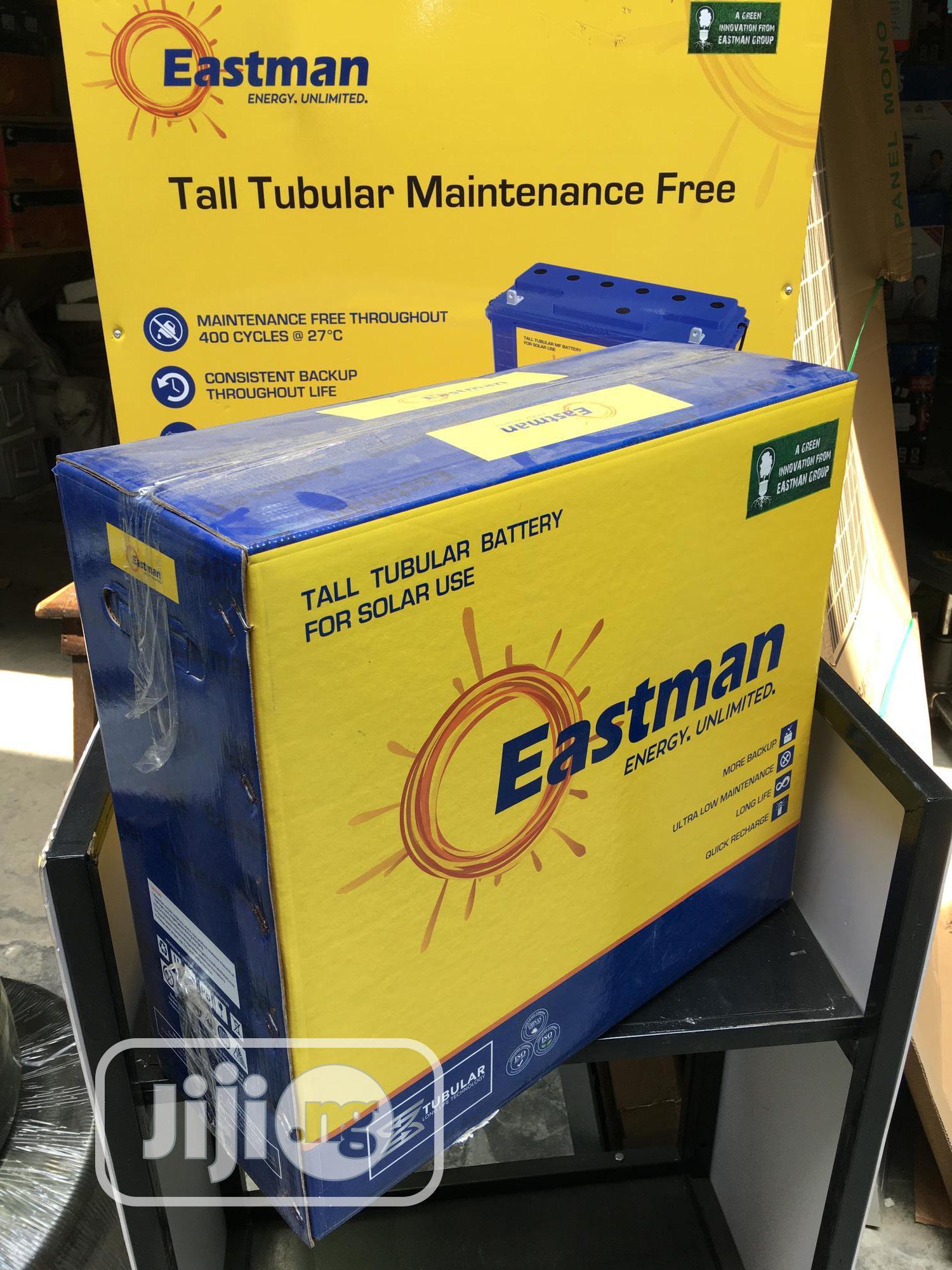 200ah 12v Eastman Tall Tubular Battery