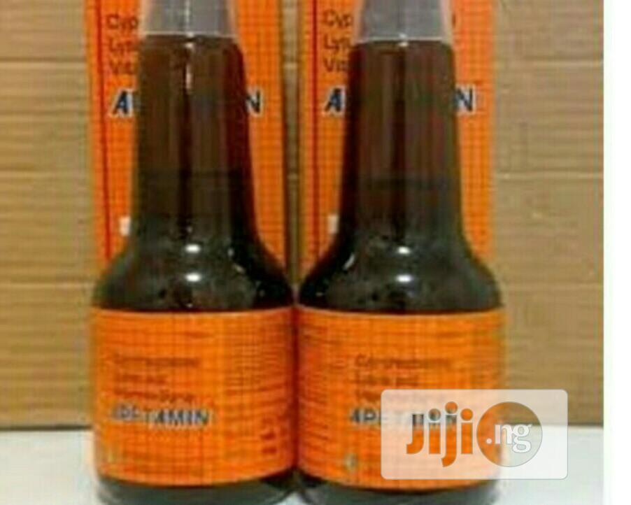 Original Apetamin Syrup