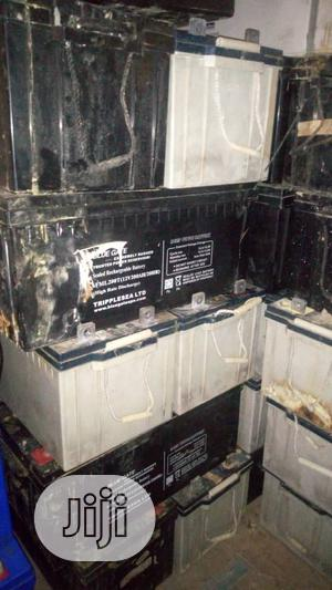 We Buy Condemned Inverter Batteries | Electrical Equipment for sale in Lagos State, Egbe Idimu