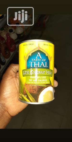 A Taste Of Thai Light Coconut Milk   Vitamins & Supplements for sale in Lagos State, Ikeja
