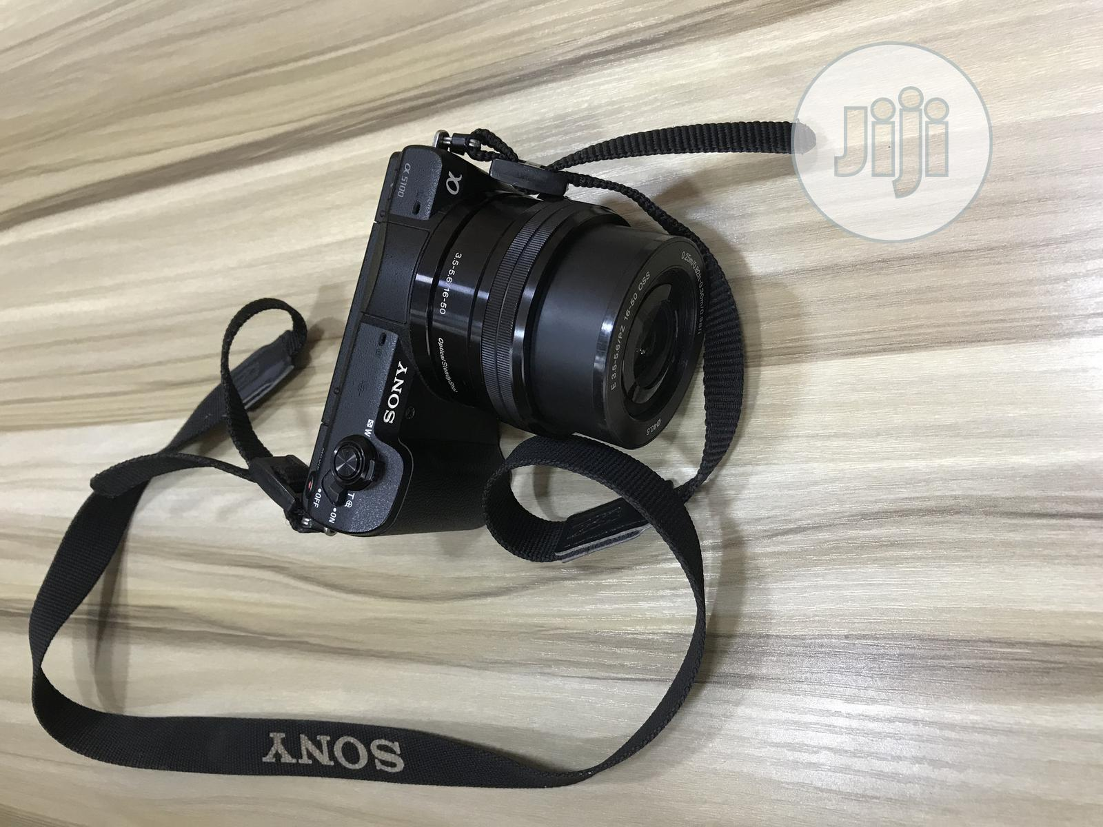 Archive: Sony Photo and Video Camera A5100