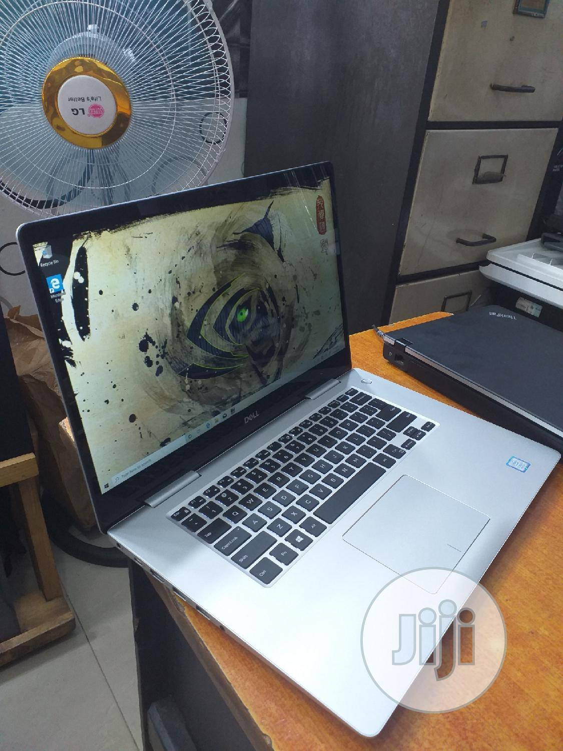 Laptop Dell Inspiron 15 7570 8GB Intel Core i7 HDD 1T | Laptops & Computers for sale in Ikeja, Lagos State, Nigeria