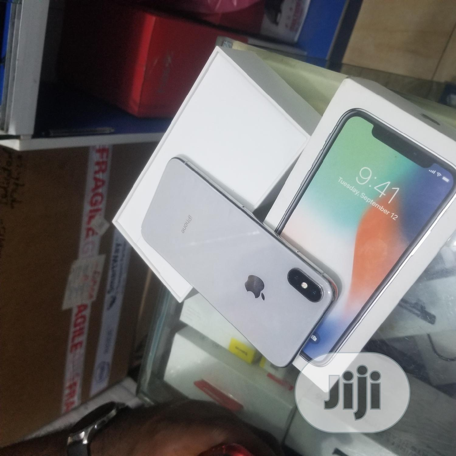 Apple iPhone X 64 GB White | Mobile Phones for sale in Wuse 2, Abuja (FCT) State, Nigeria
