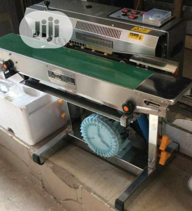 Air Vacuum Sealer | Manufacturing Equipment for sale in Ojo, Lagos State, Nigeria