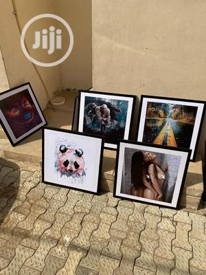 Wall Portrait Frame | Arts & Crafts for sale in Kwara State, Moro