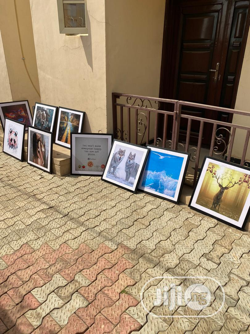 Wall Portrait Frame | Arts & Crafts for sale in Ilorin West, Kwara State, Nigeria
