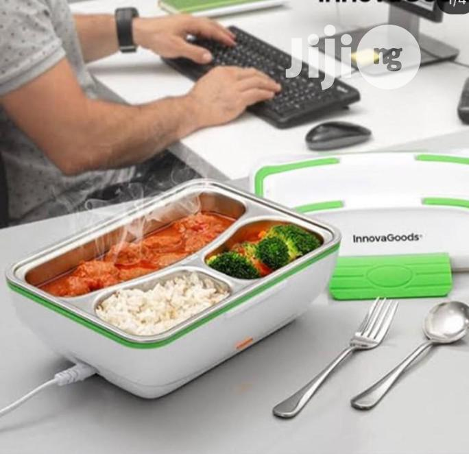 Electric Lunch Box Stainless
