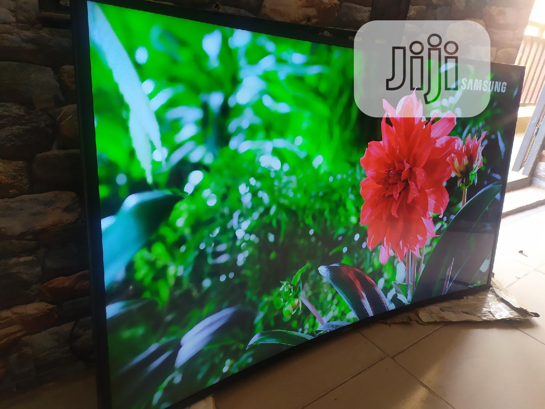 "49"" Samsung Curved Smart 4K UHD Smart Satellite TV"