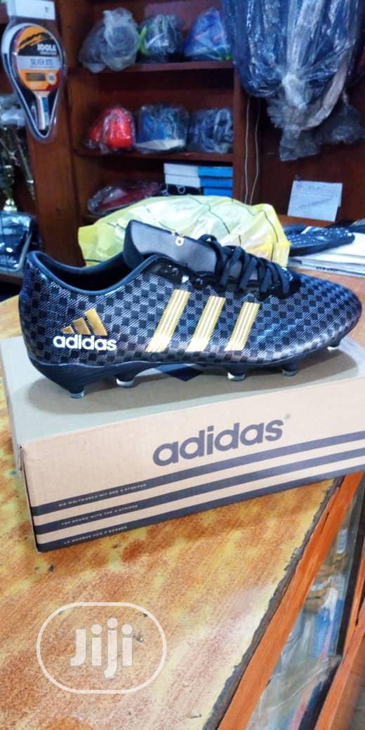 Adidas Boot.