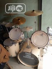 Professional Drum 5 Set With Double Cymbal (Kevinson) | Musical Instruments & Gear for sale in Lagos State, Ojo
