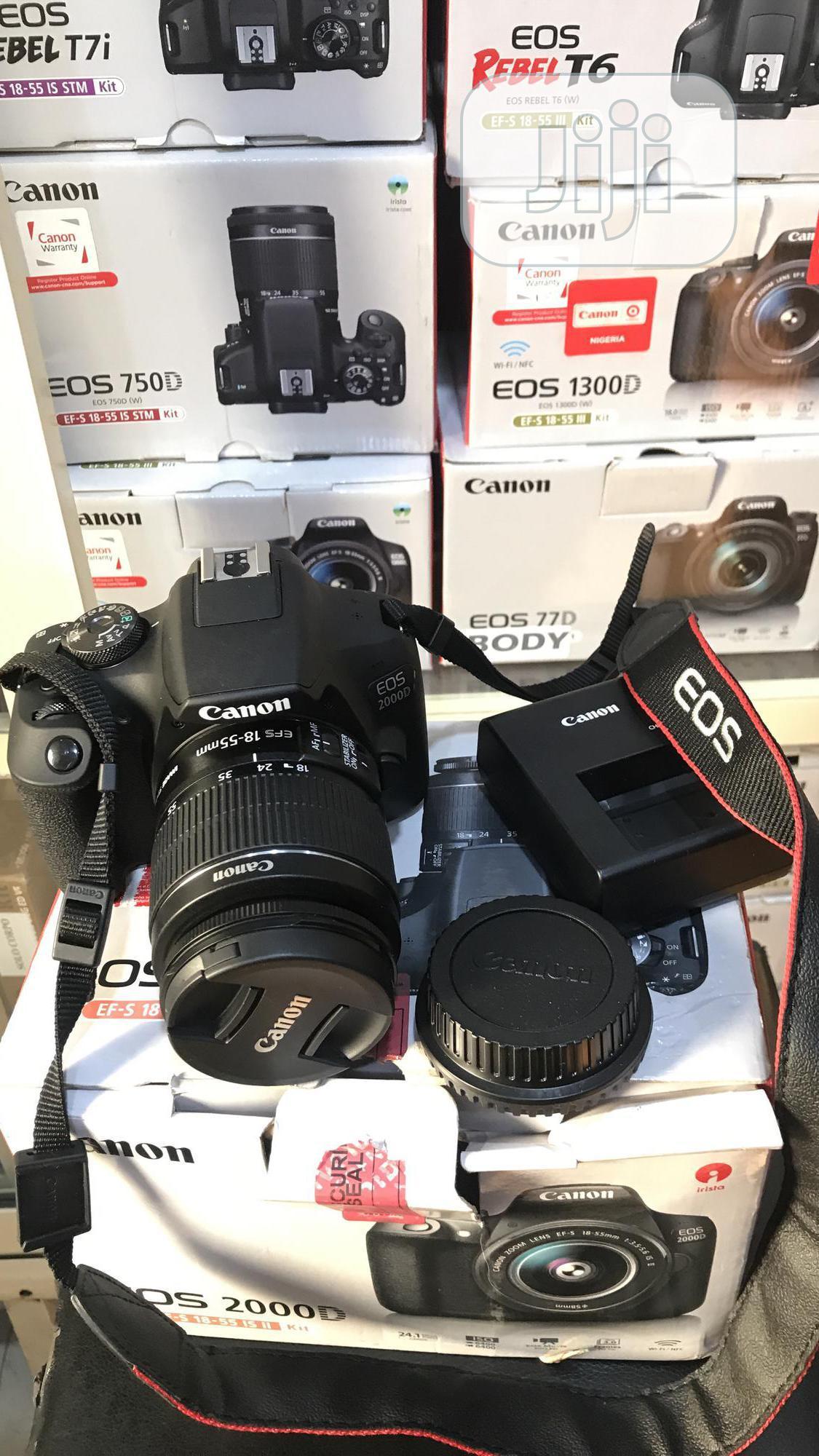 Canon DSLR EOS 4000d Clean Professional P