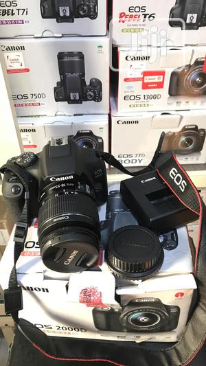 Canon DSLR EOS 4000d Clean Professional P   Photo & Video Cameras for sale in Lagos State, Ikeja