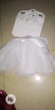 Baby Skirt And Hair Band   Children's Clothing for sale in Lagos State, Ikorodu