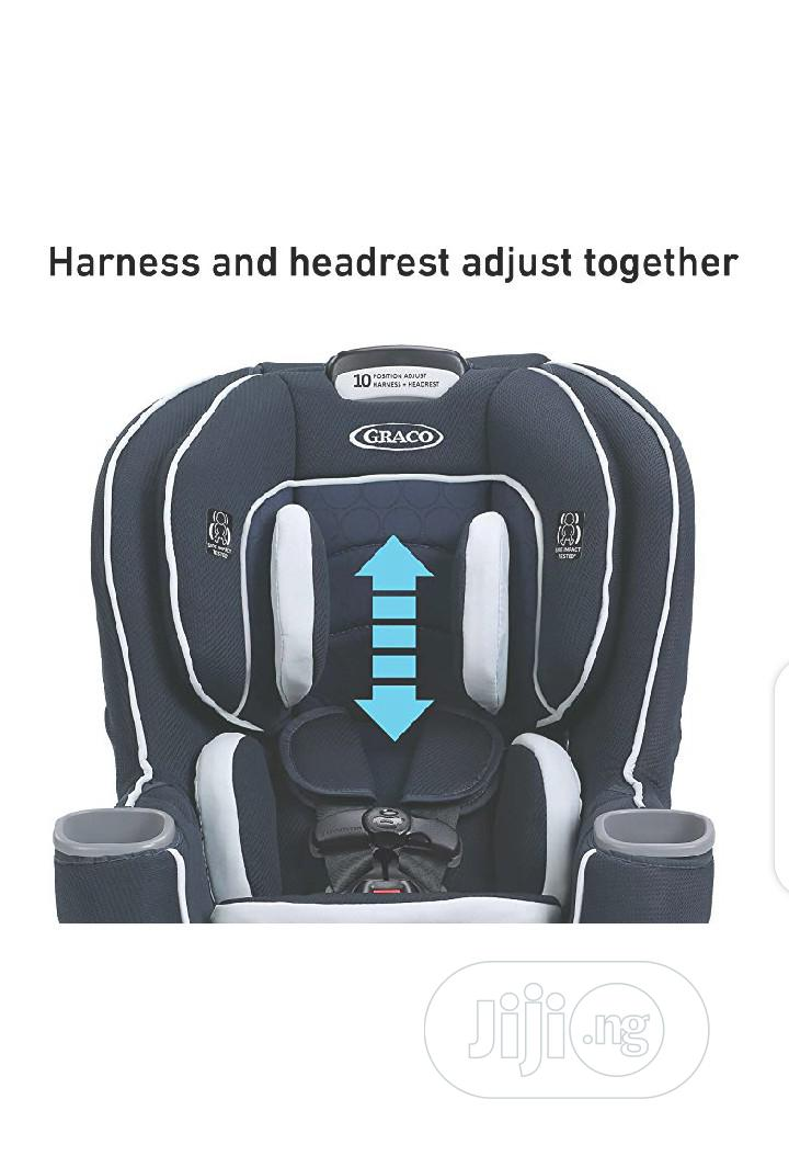 Graco Extend2fit Convertible Car Seat | Children's Gear & Safety for sale in Ikeja, Lagos State, Nigeria