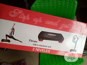 Aerobic Step Board. | Sports Equipment for sale in Lagos State, Ikoyi