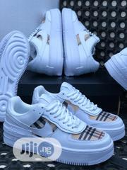 *Nike Airforce 1 X Burberry 🥰 40-44🔥   Shoes for sale in Lagos State, Lagos Island
