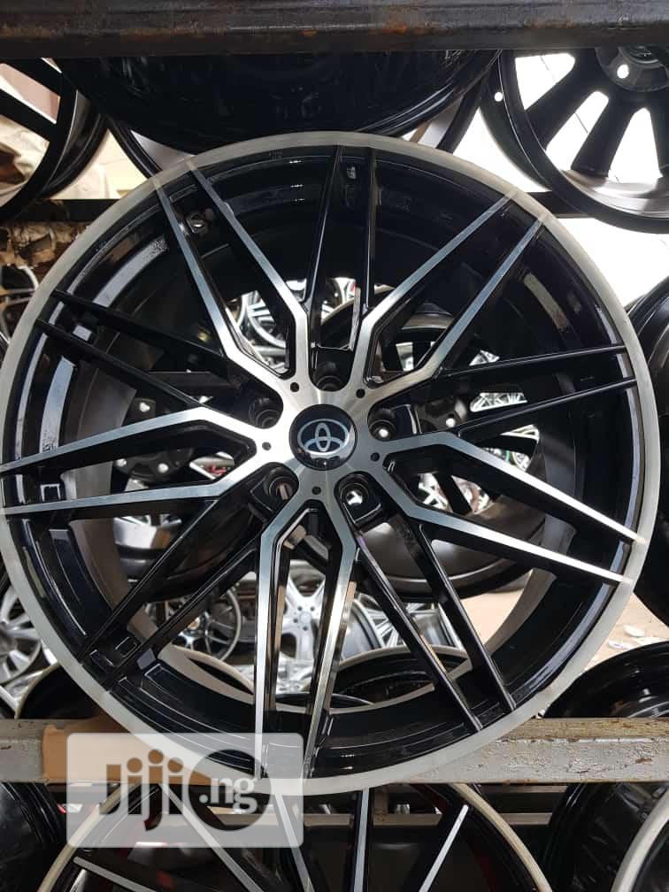 20 Rim For Toyota Venza 2020
