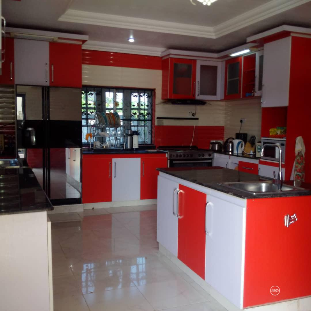 Well Furnished 5bedroom Duplex With BQ For Sale In Shelter Afrq Estate | Houses & Apartments For Sale for sale in Uyo, Akwa Ibom State, Nigeria